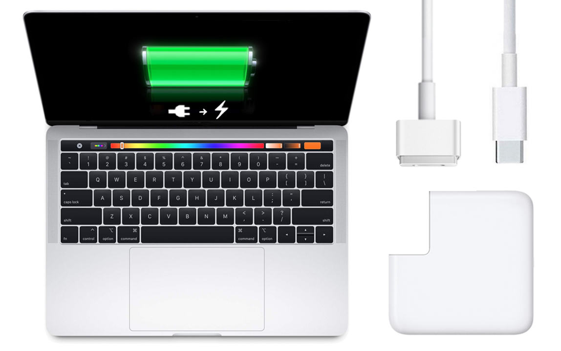 Battery for MacBook by year model